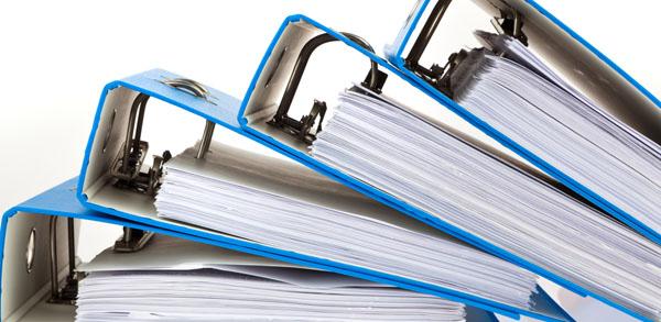 Göra bokföring på papper eller i program?